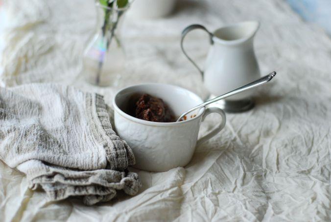 molten chocolate mug cake 74