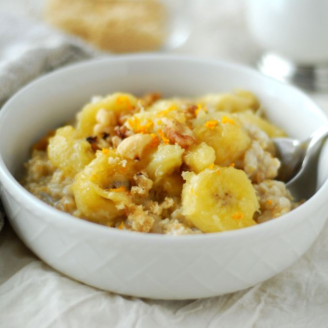 oatmeal with bananas 1859