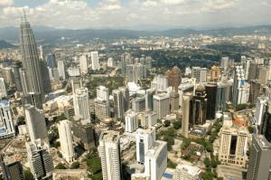 Downtown Kuala Lumpur, Malaysia