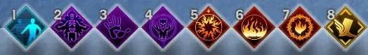 DA Inqisition Fire Necromancer Mage Skills