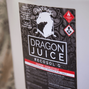 Dragon Juice - Fire Spinning Fuel