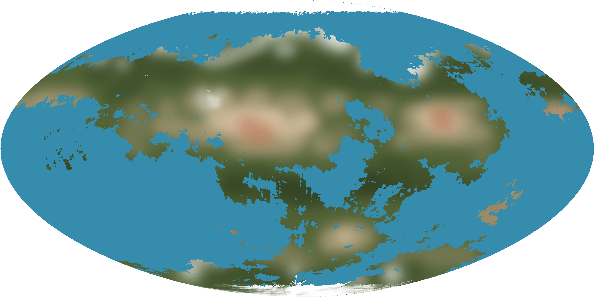 Elonth Worldbuilding