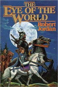 Eye of the World Book Cover