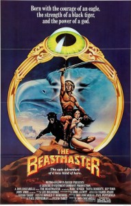 Beastmaster Movie Poster