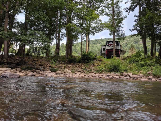 Revelle's River Campground