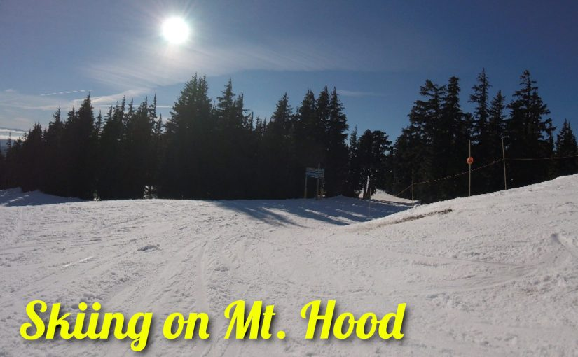 Let's go skiiing!