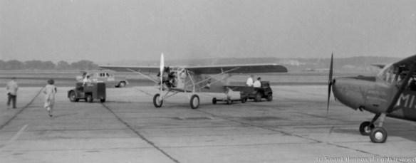 Key Bros Ole Miss airplane 1955 04