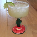 Margarita in a skirt