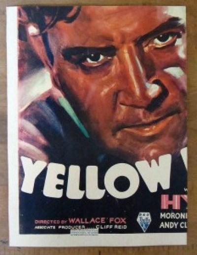 RKO Radio Pictures - Yellow