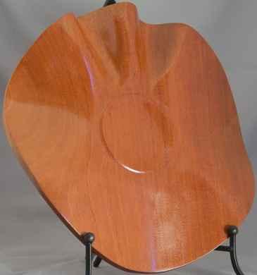 FM Plate Mahogany #274