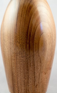 Large Walnut Vase