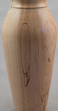 Spalted Maple Vase