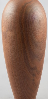 Walnut Vase alternate view
