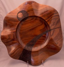 Walnut Wave Moonlight