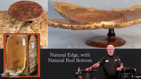 IRD Image from Working with Burls