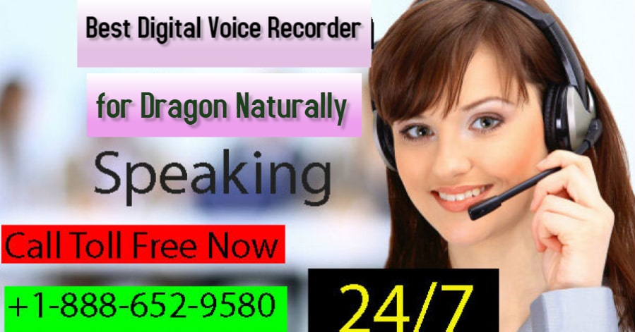 Best Digital Voice Recorder for Dragon Naturally Speaking