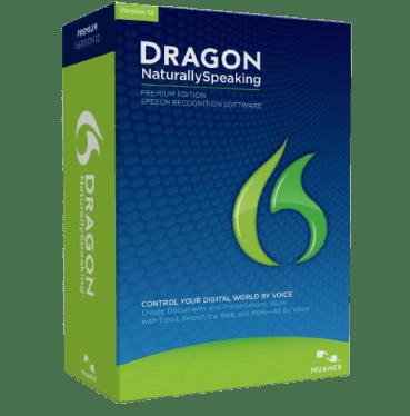 Dragon Naturally Speaking 12
