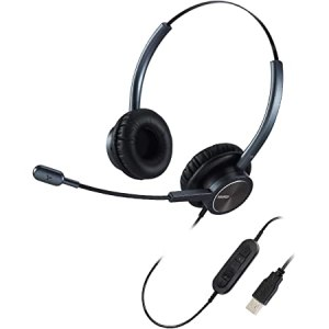 Mairdi USB Headset For Dictation