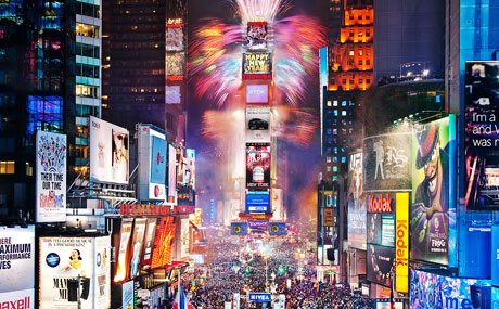 NEW YORK CITY HOLIDAY TOURS: from $125/PP (Ball Drop View Guranteed) – 飛龍 Dragon