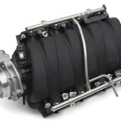gmpp announces lsx454 crate engine intake kit [ 2400 x 1680 Pixel ]