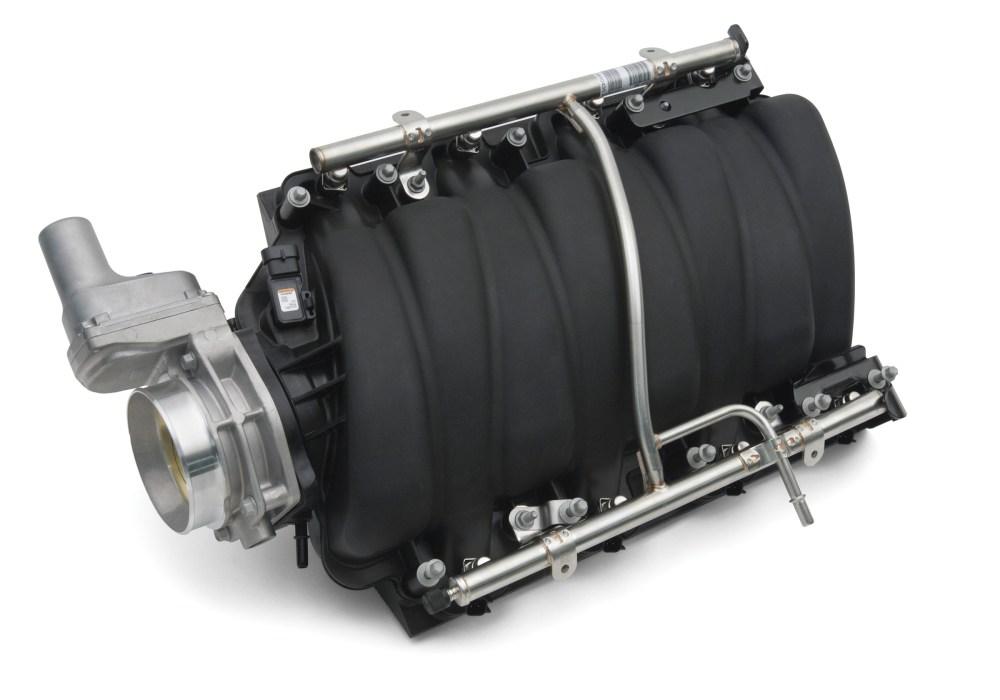 medium resolution of gmpp announces lsx454 crate engine intake kit