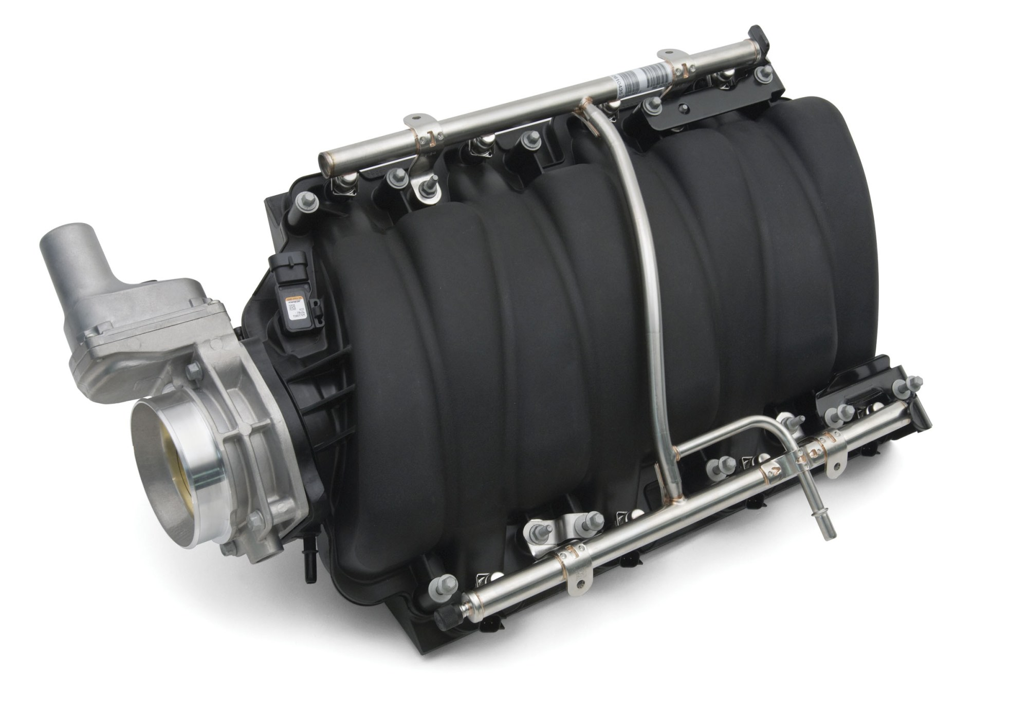 hight resolution of gmpp announces lsx454 crate engine intake kit