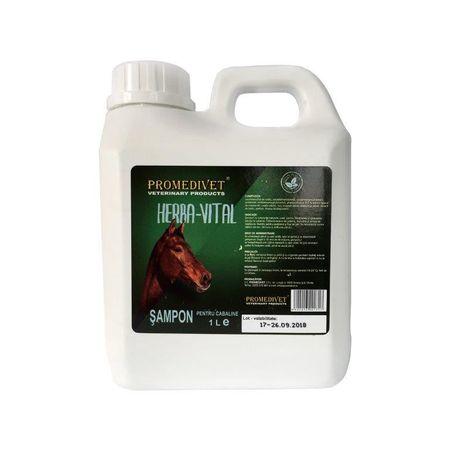 Sampon pentru Cai Herba Vital 1000 ml