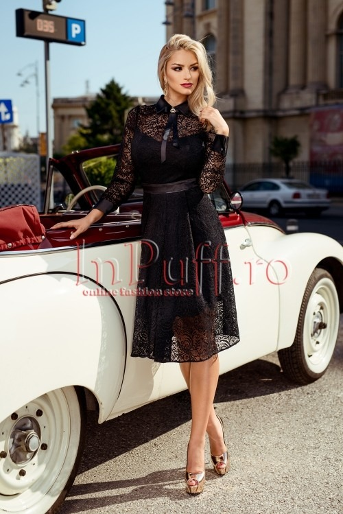 rochie-neagra-midi-din-dantela-cu-funda-al-gat-1505461322-4