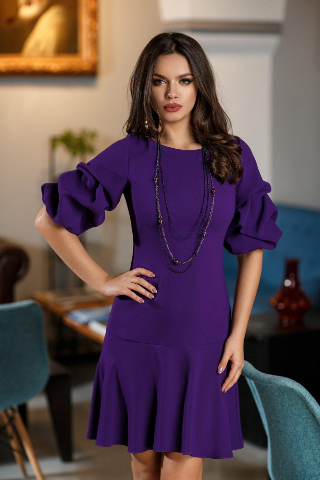 rochie_eleganta_violet_cu_maneci_bufante_2_