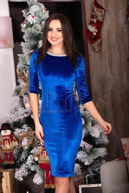 rochie-albastru-royal-din-catifea-accesorizata-cu-pietricele-argintii-1511881762-4