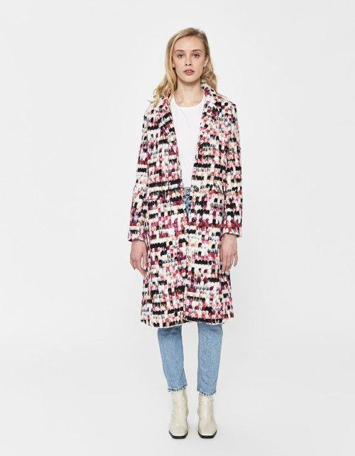 palton dama colorat