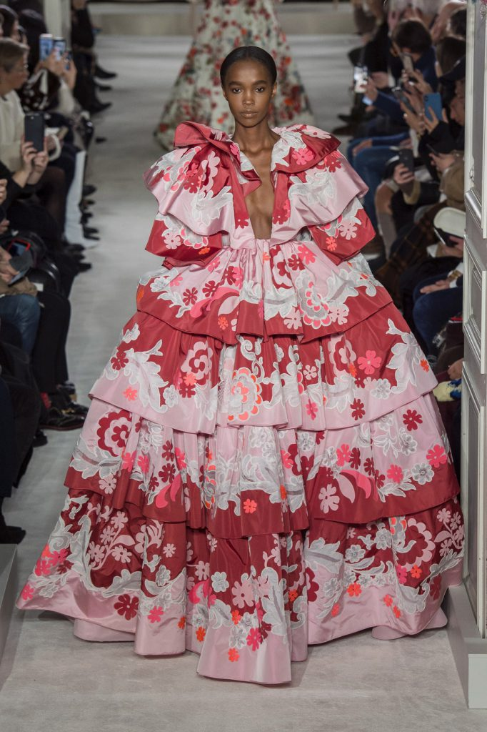 valentino couture spring