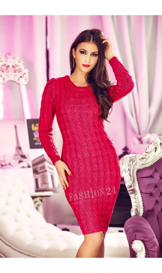 Rochie Eleganta Red Sensitive