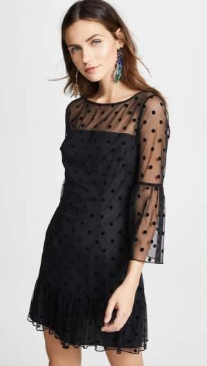 BB Dakota X Marks The Spot Mesh Dress