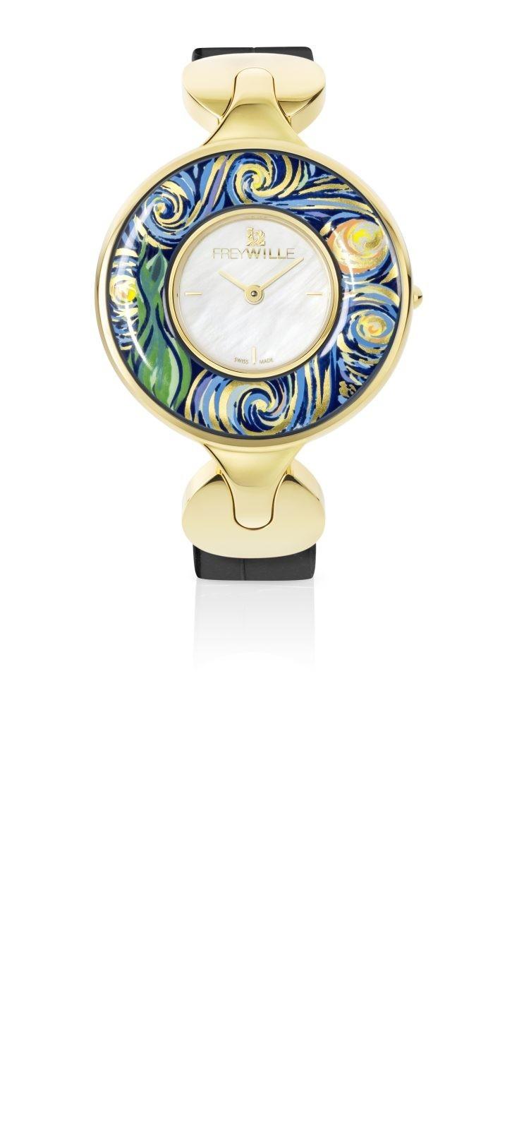 Helena - un ceas bijuterie unic