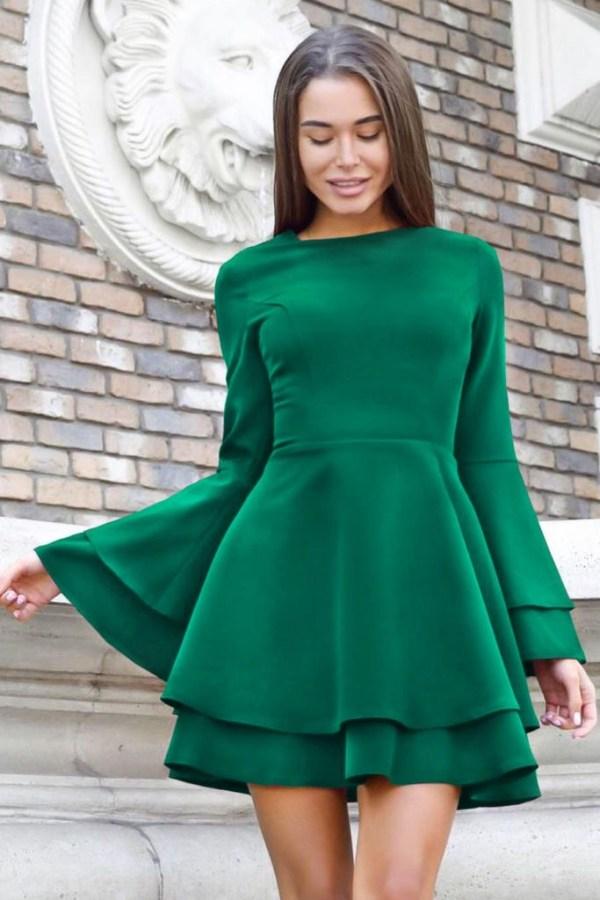 Rochie Finola Verde