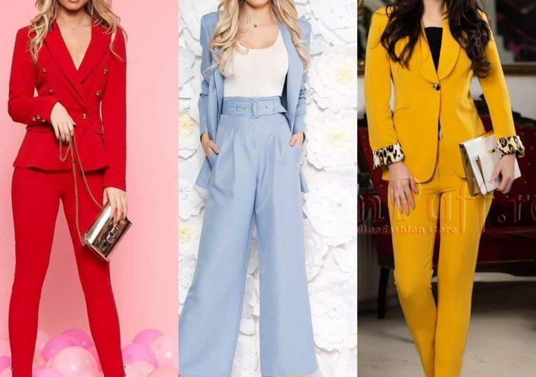 Top 6 compleuri dama cu fusta sau pantaloni