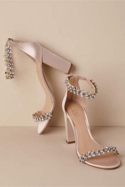 Jewel By Badgley Mischka Mayra Block Heels