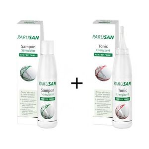 Pachet promo Parusan Sampon stimulator 200 ml Tonic energizant 200 ml