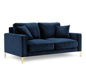 Canapea 2 locuri Poeme Royal Blue