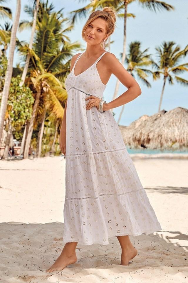 Rochie de plaja Cipro