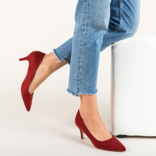 Pantofi Grekos Grena