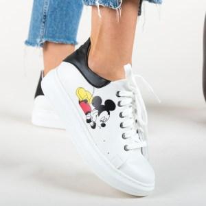 Pantofi Sport Arli Albi