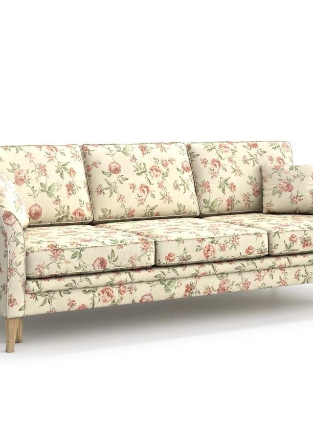 Canapea extensibila 3 locuri Juliett Rose