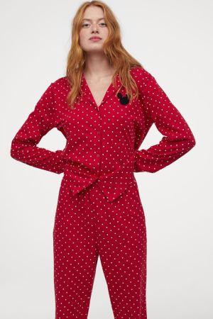 Pijama de jerseu