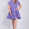 Rochie Volane Lila Plus Size