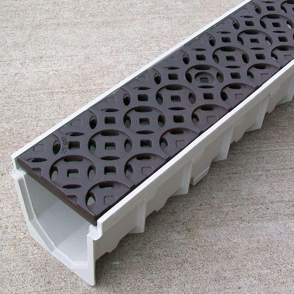 Cast Iron Floor Drain Grates