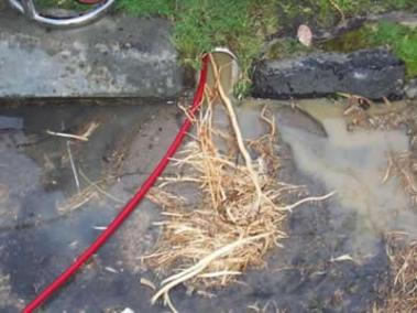 Blocked Sewer & Stormwater Drains