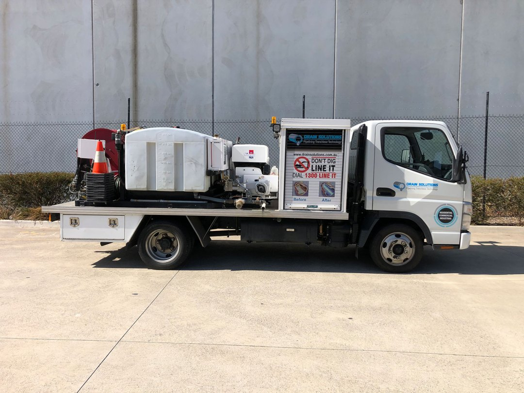 Water Jetter Melbourne