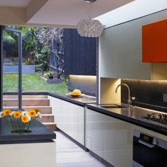Wheeled Kitchen Island Houzz Outdoor Kitchens Inside Out House | Draisci Studio